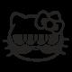 audi hello kitty