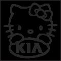kia hello kitty