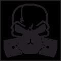 mercedes skull