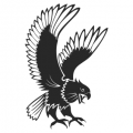 Нападащ орел
