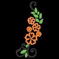 Флорална декорация #11