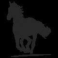 Бягащ кон #2