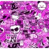 JDM Stickerbomb - PINK