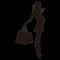 Женски силует #6